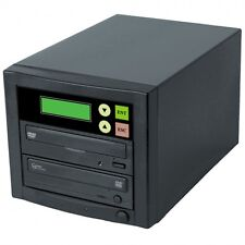 Refurbished 1-1 DVD/CD Single Target Disc Copy Burner Recorder Duplicator Tower