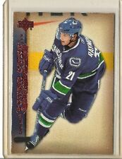 07-08 2007-08 UPPER DECK MASON RAYMOND YOUNG GUNS ROOKIE RC 247 VANCOUVER CANUCK