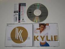 KYLIE MINOGUE/RHYTHM OF LOVE (PWL 173) JAPAN CD ALB+OBI