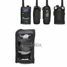 SC33 Leather soft case(without belt) for BAOFENG WACCOM UV-5R TYT TH-F8 (107210)