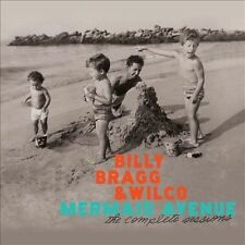 Billy Bragg and Wilco-Mermaid Avenue CD NEW The Complete Sessions COMPACT DISC