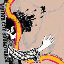 MOTION CITY SOUNDTRACK Commit This to Memory CD