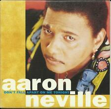 AARON NEVILLE w/ MARK KNOPFLER Brothers Don't fall apart EDIT PROMO Dj CD Single