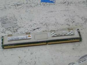 HYS72T64400HFD-3S-B  512MB 1RX8 PC2-5300F-555-11 ECC FB