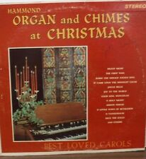 Hammond Organ and Chimes at Christmas 33RPM XM-3    112516LLE