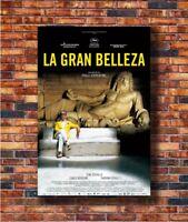 T2061 20x30 24x36 Silk Poster La grande bellezza Art Print