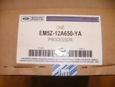 NEW FORD GENUINE OEM MODULE ENGINE CONTROL PROCESSOR EEC EM5Z-12A650-YA COMPUTOR