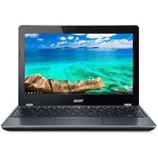 "Acer Chromebook C740-C4PE 11.6"" Laptop Intel Celeron 4GB RAM 16GB SSD - Black"