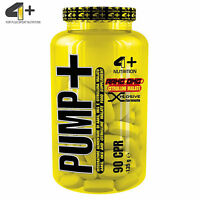 PUMP 90 Tablets GHormone Stimulant - L-Arginine * Muscle Pump Growth Anti Ageing
