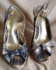 Denim Stilettos Heels for Women