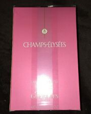 CHAMPS-ELYSEES BY GUERLAIN 3.4 OZ / 100 ml EDT SPRAY, SEALED NEW IN BOX