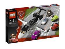 LEGO CARS 8638SPAY JET ASCAPE - NUOVO - ANNO 2011 - FUORI PRODUZIONE