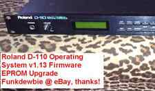 Roland D-110 OS v1.13 Final EPROM Firmware Upgrade Kit