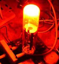 Rare USSR CRT VFD Indicator Tube Red ILD3-K / ИЛД3-К , NOS.