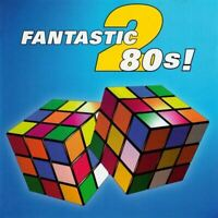 FANTASTIC 80'S 2 various (2x CD, Compilation) House, Pop Rock, Synth-pop, Indie,