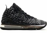 Nike LeBron XVII 17 (GS) 'In The Arena' Black Oreo [BQ5594-002] Size 7Y