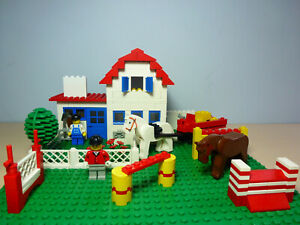 LEGO Classic Town Riding Stable (6379) with original instructions