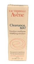 Avene Cleanance Mat Emulsion For Oily, Blemish Prone Skin 40ml Hypoallergenic