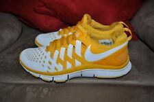 Nike Free Trainer 5.0 Yellow White size 8 Men s Shoes 632302316
