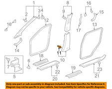 HONDA OEM Interior-Lower Center Pillar Trim Clip 90610SJC000