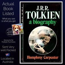 J.R.R.Tolkien: A Biography by Humphrey Carpenter Hardcover Third Impression 1977