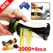 OZ Spiral Grater Tool Slicer Vegetable Peeler Spiralizer Fruit Cutter Twister