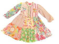 Room Seven Girls' Floral Quilt Dress Size 122 / 6x