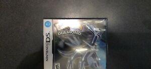 Pokemon: Diamond Version (Nintendo DS) Original Case and Manual Only - NO GAME
