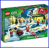 NEW & SEALED Lego City 60268 Advent Calendar 2020 24 Gifts (342 Pieces)