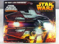 Star Wars Jedi VS Darth Sidious 5 Figure Battle Pack Revenge of The Sith