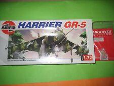 HARRIER GR.5 AIRFIX & RESIN SEAT 1/72