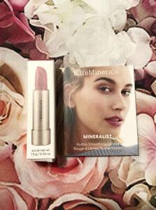 bareMinerals MINERALIST Hydra Smoothing Lipstick in Shade: Honesty - 1.8g BN