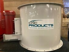 24 Diameter Tube Axial Paint Booth Exhaust Fan 8600 Cfm Ready To Ship