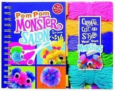 Pom-Pom Monster Salon by April Chorba (Mixed media product, 2011)