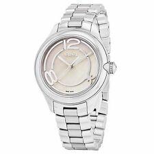 Ebel Women's Onde Mother of Pearl Dial Stainless Steel Quartz Watch 1216103