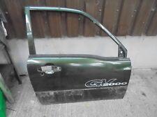 SUZUKI GRAND VITARA 1999 3DOOR OFFSIDE DRIVER SIDE DOOR PANEL GREEN
