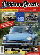 Oldtimer Praxis 10 06 2006 Benelli 500 Quattro Magirus Saturn Omnibus Volvo 144