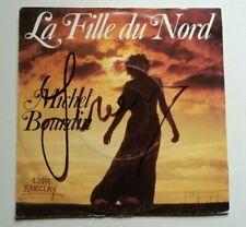 """MICHEL BOURDIN La fille du nord / Ida 7"""" 45T 1984 Eddie Barclay 881478-7 Cosson"""
