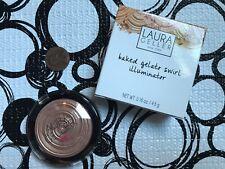 Laura Geller BAKED GELATO SWIRL ILLUMINATOR * CHARMING PINK * Full Size NIB