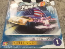 Formula D Sebring and Chicago Expansion 1 - Asmodee Games Board Game New!