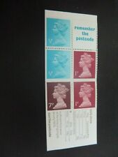GB. Specialised Machin. SG FA4. Flaw. 'Red spot in 1' MNH.