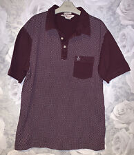 Men's Penguin Polo Shirt - Size Medium - Slim Fit