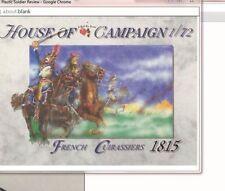 Petits soldats français 1:72 (25mm)