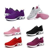 Womens Athletic Sneakers Outdoor Casual Breathable Running Sport Shoes Trainer T