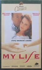 MY LIFE  - VHS