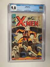 X-MEN #19 CGC 9.0 1ST APPEARANCE THE MIMIC WHITE PAGES 1966 JACK KIRBY COVER