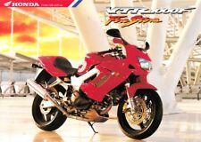 P + HONDA VTR 1000 Fire Storm + PROSPEKT flyer + 1 Blatt / 2 Seiten + 09/1996