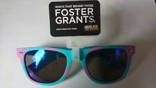 Foster Grant Max Block Blue & Pink Sunglasses Sun Glasses