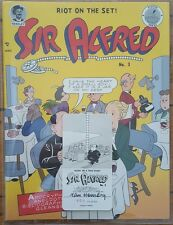 Sir Alfred No. 3 Tim Hensley Signed/numbered edition of 1000 Pigeon Press NM+