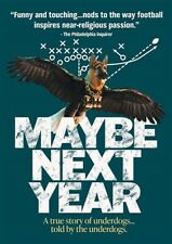 Maybe Next Year New Sealed Dvd Philadelphia Eagles Fans Documentary